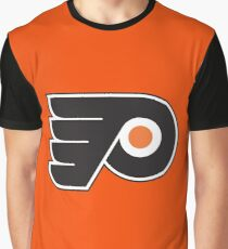 Philadelphia Flyers Logo Graphic T-Shirt a58cdc0be