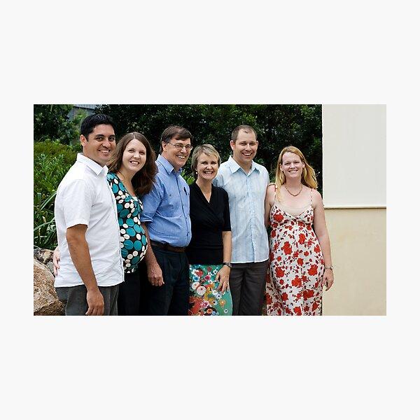 Pastoral Team 2 Photographic Print