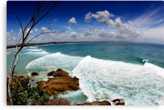 The Pass, Byron Bay by steen