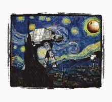 Starry Night versus the Empire | Unisex T-Shirt