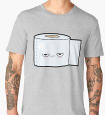 Toilet paper Men's Premium T-Shirt