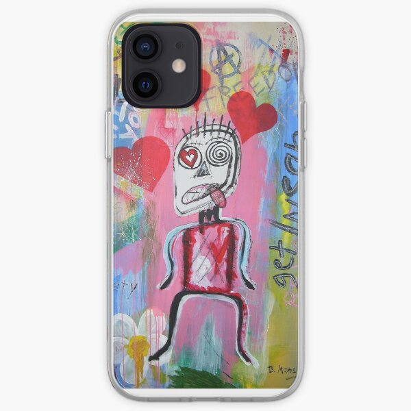 Untitled (love) iPhone Soft Case