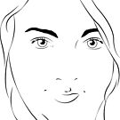 Line Face by believeintim