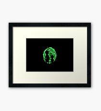 Portal RM Framed Print