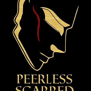 Peerless Scarred by xsnlrocks21x