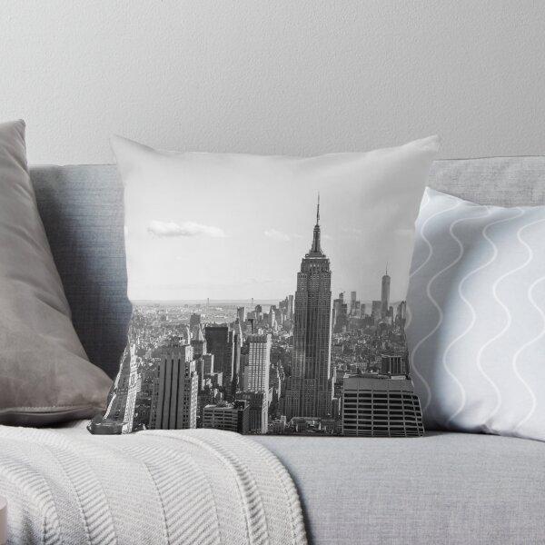 Cityscape Pillows Cushions Redbubble