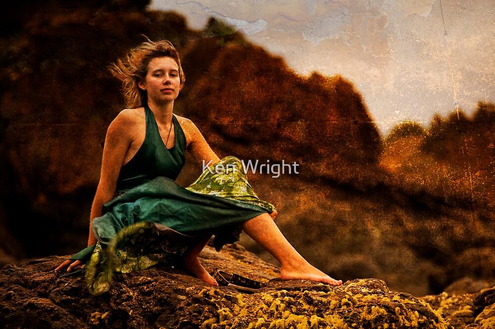 High Ground Retreat by Ken Wright