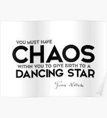 Friedrich Nietzsche Quote Posters Redbubble