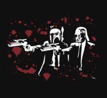 "Darth Vader - Say ""What"" Again! Version 1 (Blood Splatter) 