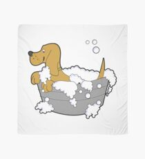 Dogs bath Scarf