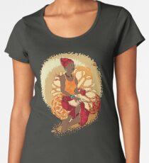Afrikanerin Frauen Premium T-Shirts