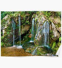 Blarney Waterfall Poster