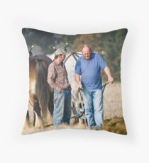 Chit Chat Throw Pillow