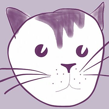Brumby Cat -lilac by Plotter4you