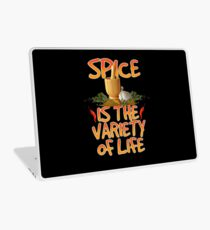 Spice Is The Variety Of Life Cooking fun Laptop Skin