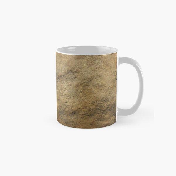 Fossil feather Classic Mug