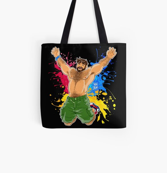 ADAM LIKES SUMMER All Over Print Tote Bag