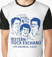 Camiseta gráfica Western Truck Exchange