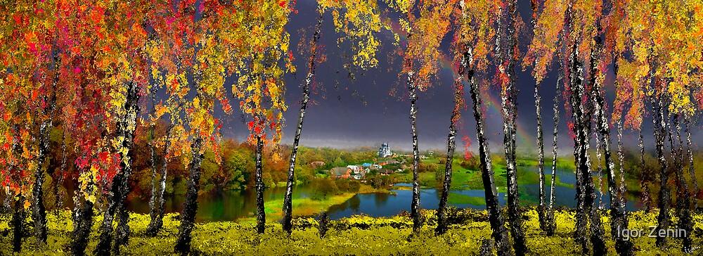 October by Igor Zenin