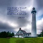 Sturgeon Point Lighthouse  by Kathy Weaver