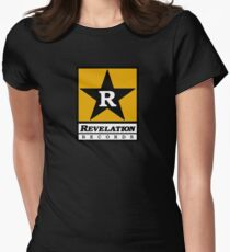 Revelation Records Women's Fitted T-Shirt