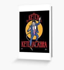 Ketchacabra! Greeting Card