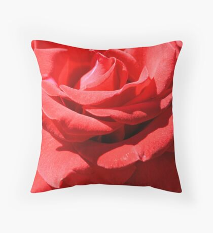 ~Red~ Throw Pillow