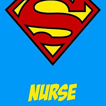 Superhero Nurse by mattew