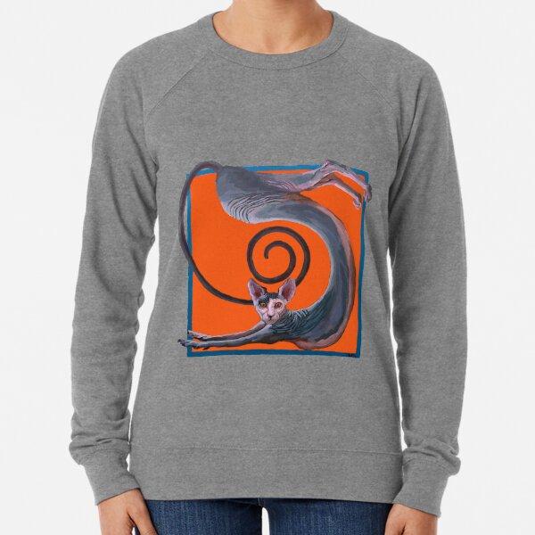 Sphynx Spanked Lightweight Sweatshirt