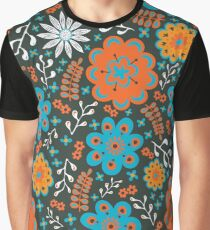 Blooming Quirky Graphic T-Shirt