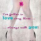 Falling in love by Joana Kruse