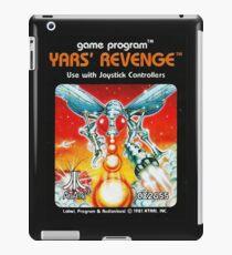 Yars' Revenge Cartridge Artwork iPad Case/Skin