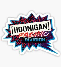 Hoonigan Racing Division Sticker