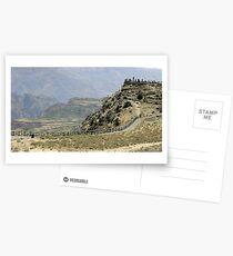 Colca Canyon Postcards