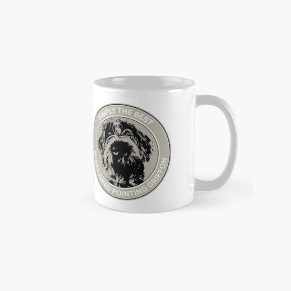 THE BEST - GREY Classic Mug