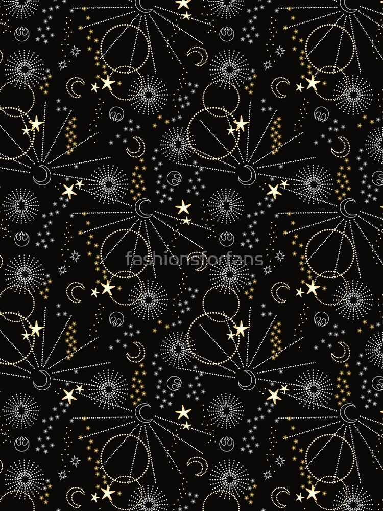 Galactic Pattern by fashionsforfans