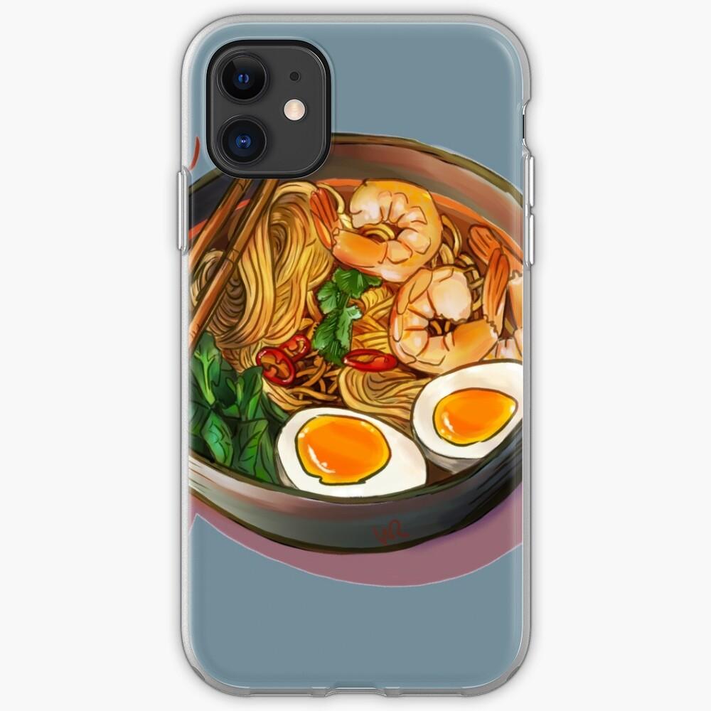 Japanses Ramen Noodles Bowl iPhone Case & Cover