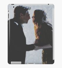 Amy and Rory iPad Case/Skin