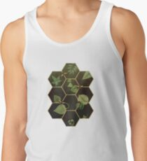 Bees in Space Tank Top