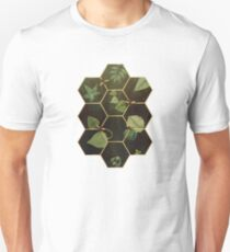 Bees in Space Unisex T-Shirt