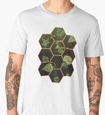 Bees in Space Men's Premium T-Shirt