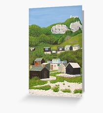 Church Ope Cove Greeting Card