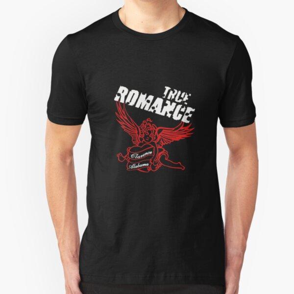 True Romance - Tarantino cult movie Slim Fit T-Shirt