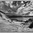 Balnakiel Bay by Michael Hadfield