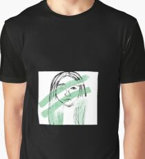 AAbstract Graphic T-Shirt