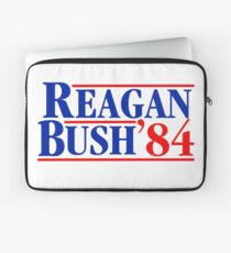 Funda para portátil Reagan Bush 84