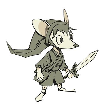 MouseLink - GardenHyrule by Bendragon