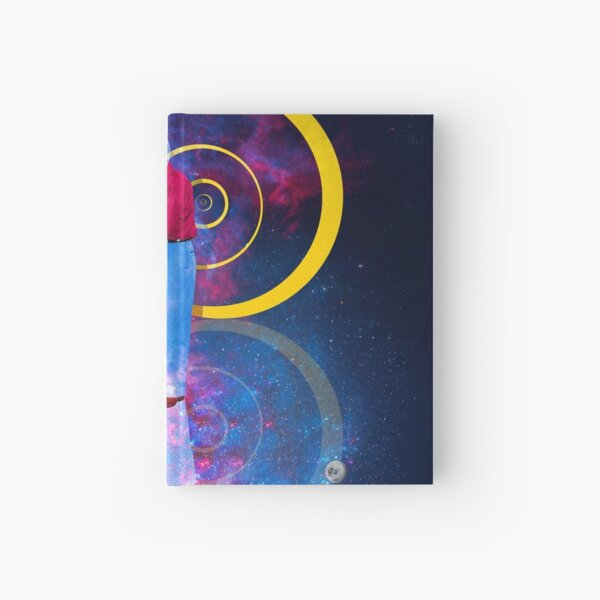 Black Hole In One  Hardcover Journal