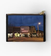 Sag Harbor Cinema Zipper Pouch