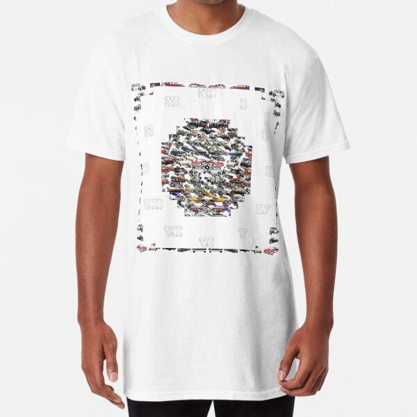 Emblem, insignia, symbol, annulus, collar, race, hoop Long T-Shirt